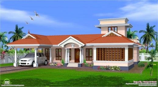 Fantastic Best Single Floor House Plans Medem Single Floor House Plans Kerala House Plans Single Floor Images