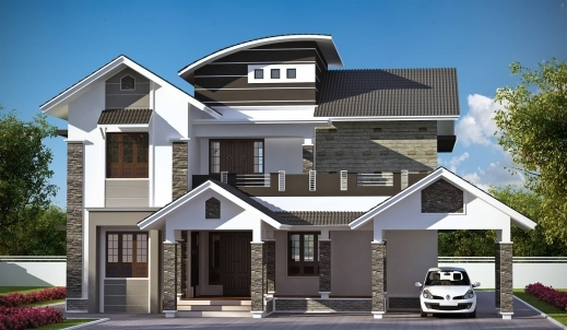 Fantastic Kerala Home Design House Fascinating Home Design Home Design Ideas Fascinating Kerala House Plan Images