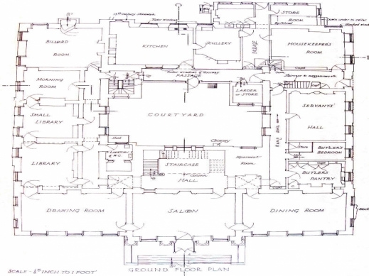Fantastic mega mansion floor plans homes of the rich floor for Rich house plans