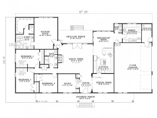 Fascinating Dream House Floor Plans Free House Plan Cool Dream House ...