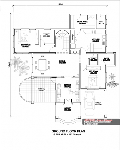 Fascinating Kerala House Design Free Floor Plan Plan Home Design Kerala Pics