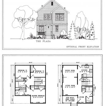 Gorgeous 1 Floor House Plans With Photos 2016 Ideas Designs Townhouse Floor Plan And Elevation Of A House Pictures
