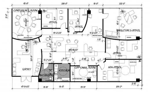 Gorgeous Autocad 2d House Plan Pdf Floorplan In Autocad 2d Photo