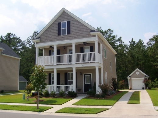 Gorgeous Beautiful Exterior Paint Color Combinations Clairelevy Houseplansidea Host/2016/01 Image