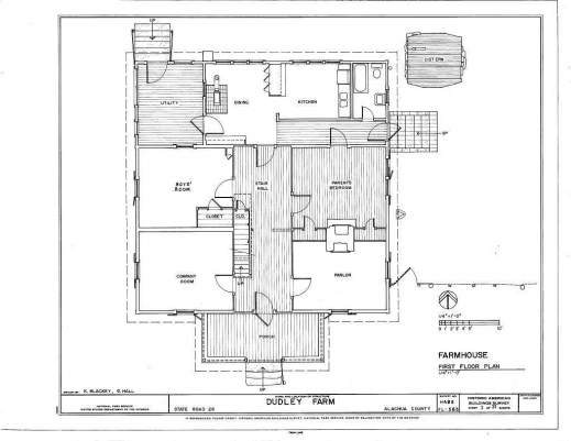 Gorgeous house plans for old farmhouses arts texas for Small historic house plans