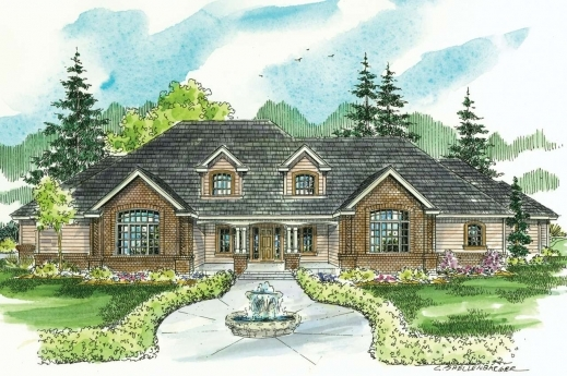 Gorgeous Plans Classic Home Plans Classic Home Plans Eldredge Classic Home Plan Pic