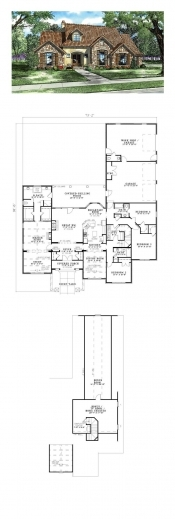 Incredible 17 Best Ideas About Tuscan House Plans On Pinterest Small House Italy House Plan 3 Bed Room Pics