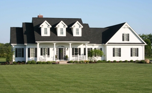 Incredible Dream Home Plans The Classic Cape Cod Houseplansblogdongardner Donald Gardner Cape Cod House Plans Photos