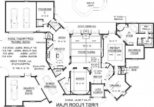 Incredible Impressive Nice House Layouts Gallery 3926 Nice House Plan Picture