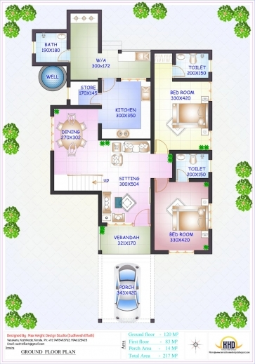 Incredible indian villa floor plans villa floor plans and Indian villa floor plans