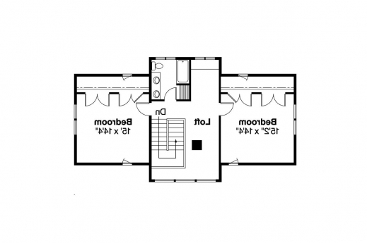 Simple floor plan of a bungalow house house floor plans Sample bungalow house plans