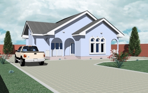 Inspiring Ghana Home Design Plans Ghana Free Printable Images House Plans 3 Bedroom Detached Ghana Plan Pic