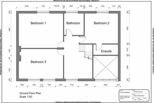 Inspiring How To Make A Floor Plan In Autocad Friendly Woodworking Projects  Floorplan In Autocad 2d Photo