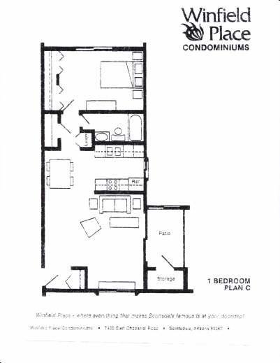 Marvelous 17 Best Images About Floor Plans On Pinterest One Bedroom Small 1 Room Plan Pic