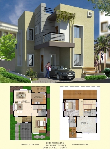 Marvelous floor plan balaboomi city 30 50 3 bhk house plan for 30 50 house design