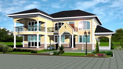 Marvelous Ghana House Plans Chief House Plan Ghana House Plans With Photos Photo