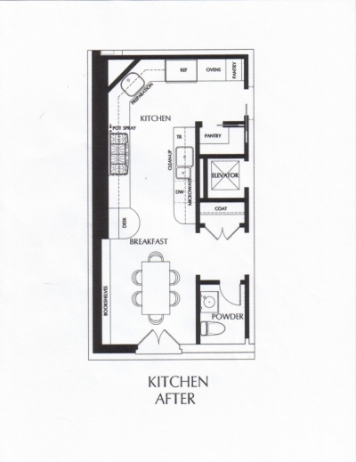 Outstanding Design A Kitchen Floor Plan Layout Kitchen