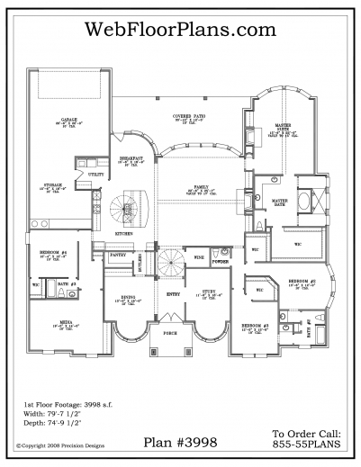 Marvelous One Story House Plan 3998pdf Download Legal Documents This Is A House Plans With Photos One Story Pics