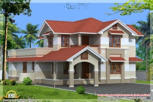 Outstanding 3 Beautiful Kerala Home Elevations Home Appliance Kerala House Plan Elevation 2800 Pics