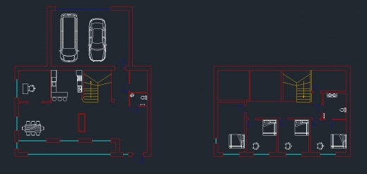 Outstanding Autocad How To Create Walls From A Floorplan Paplaukias Floorplan In Autocad 2d Pic