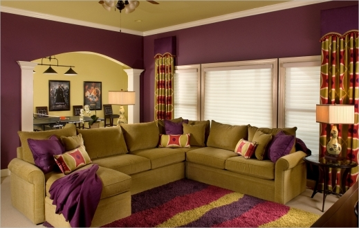 Outstanding Paint Color Trends For Living Rooms Euskal Houseplansidea Host/2016/01 Picture