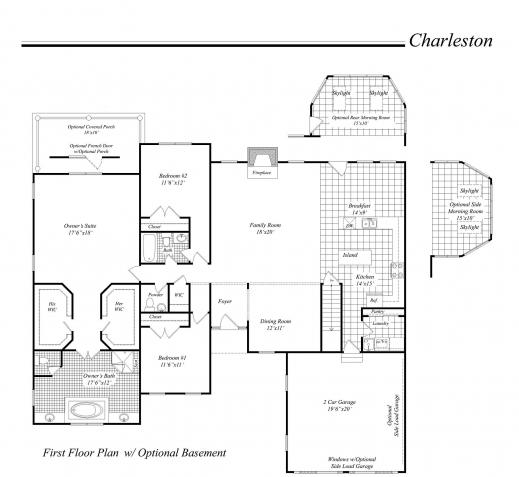 Outstanding Plans Classic Home Plans Classic Home Plans Eldredge Classic Home Plan Image
