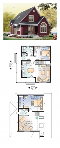 Remarkable 17 Best Ideas About 2 Bedroom House Plans On Pinterest 2 Bedroom Unique 2 Bedroom House Plans Photos