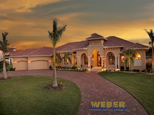 Remarkable 17 Best Ideas About Tuscan House Plans On Pinterest Country Tuscan House Plans Single Story Image