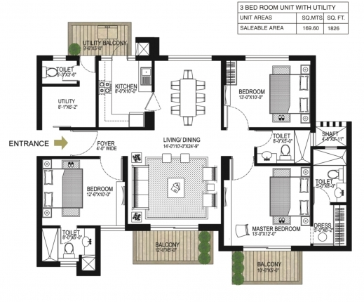 Remarkable X House Plans India Arts Floor Plan Floor Planskill X Bhk House Plan Pic