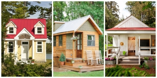 Remarkable 60 Best Tiny Houses 2017 Small House Pictures Plans Small Farmhouse Plans With Porches Image