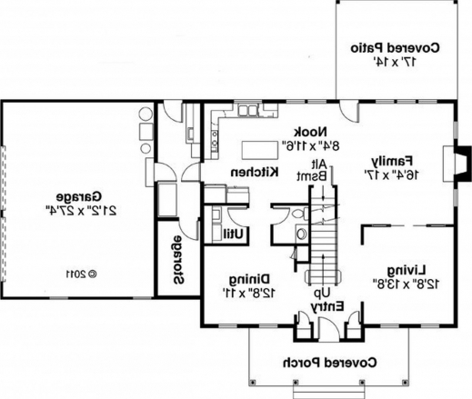 Remarkable Rectangular House Floor Plans Home Decor Simple Rectangular House Simple House Floor Plan With Measurements Photo
