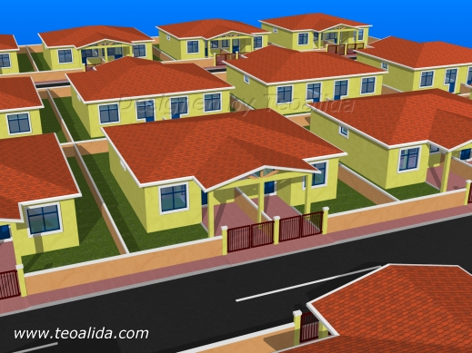 Remarkable Semi Detached House Plans South Africa 3 Bedroom Detached Ghana Plan Pic