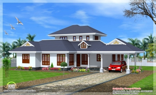 Remarkable Single Floor House Plans Kerala House Plans Single Floor Pictures