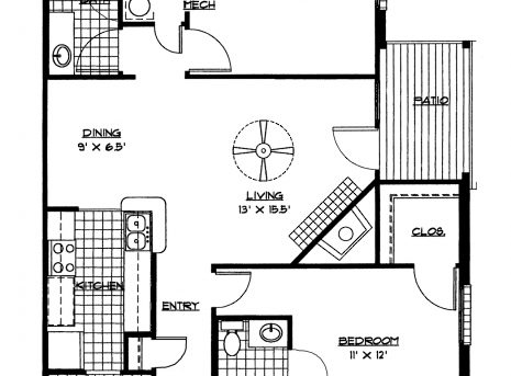 Stunning 17 Best Images About Tiny Houses On Pinterest House Plans Ocean Unique 2 Bedroom House Plans Image