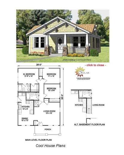 Stunning Bungalow Floor Plans Style Glass Doors And House Simple Floor Plan Of A Bungalow House Photo