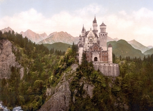 Stylish Detailed Floor Plans Of Neuschwanstein Castle And More Rpg Booster Fairy Tale Castle Floor Plans Pic