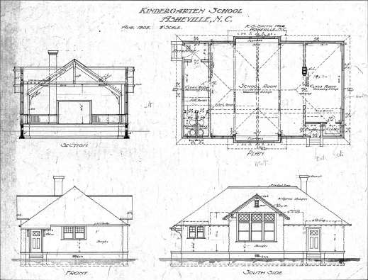Stylish Kindergarten School Section Plan Elevations Lindley Training HOUSE PLAN AND ELEVATION AND SECTION Photos