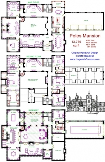 Wonderful 1000 Ideas About Castle House Plans On Pinterest Mansion Floor Fairy Tale Castle Floor Plans Image