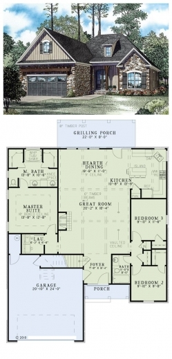 Wonderful 15 Must See Small House Plans Pins Small House Floor Plans Tiny Italy House Plan 3 Bed Room Image