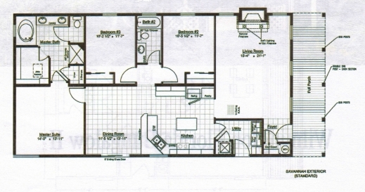 Wonderful Bungalow House Floor Plan Brilliant Bungalow Floor Plans Home Simple Floor Plan Of A Bungalow House Pics