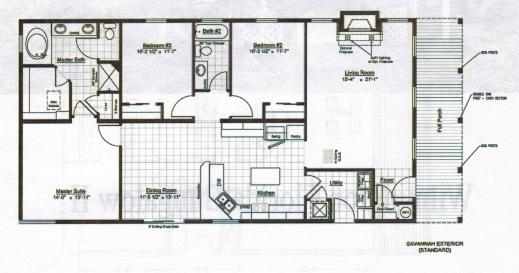 Wonderful Bungalow House Floor Plan Brilliant Bungalow Floor Plans Home Simple Floor Plan Of A Bungalow House Pics
