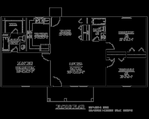 Wonderful Floor Plan For Small 1200 Sf House With 3 Bedrooms And 2 Planskill 2 Floor Home Plan 1200sf Photo