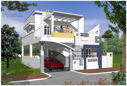 Awesome Contemporary Home Designs India House Design Home Design And Indian Home Design With Photos And Plan Pics