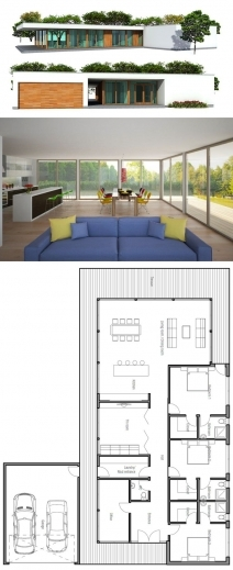 Best 17 Best Ideas About Modern House Plans On Pinterest Modern House Ideas For Structured House Plans Images