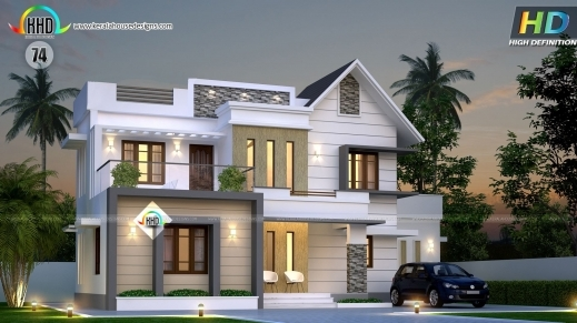 Best April 2016 Kerala Home Design And Floor Plans Kerala Home Plan Elevation 2016 Images