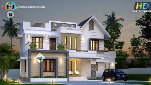 Best April 2016 Kerala Home Design And Floor Plans Kerala Home Plan Elevation 2016 Images