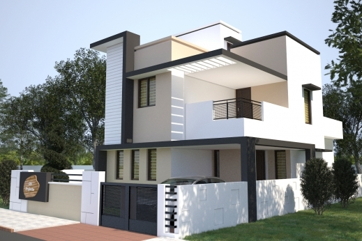 Best Elevations Of Residential Buildings In Indian Photo Gallery Gallery Elevation House Plan Image