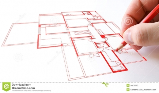 Best House Plan Drawing Royalty Free Stock Photo Image 14038005 House Plan Drawing Image