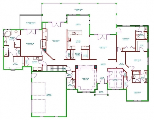 Best mediterranean house plans mediterranean house plan for Mediterranean mansion floor plans