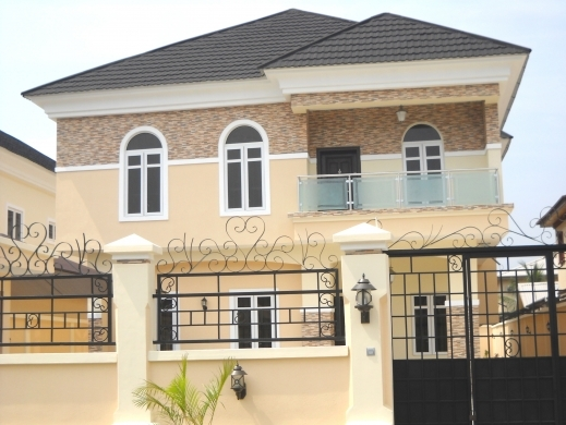 Best Own Beautiful Houses In Nigeria Village Lagos Islandlekki Nigeria House Design Plans Image